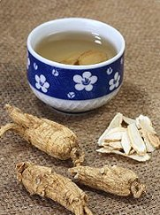 ginseng tea